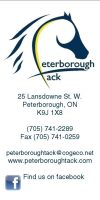 SponsorPeterborough Tack