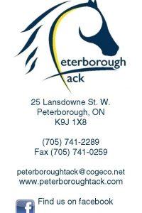 SponsorPeterborough Tack